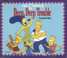 Simpsons Deep deep trouble (1991) [Maxi-CD]