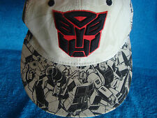 Transformers Cap