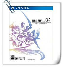 PSV FINAL FANTASY X-2 HD REMASTER 最终幻想X 中文 SONY VITA RPG Games Square