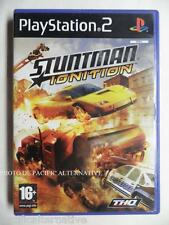 COMPLET jeu STUNTMAN IGNITION pour playstation 2 PS2 en francais spiel juego TBE