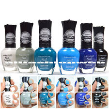 "Kleancolor Nail Polish ""Don't Get Mad, Get Matte"" Lot of 6 Colors! Lacquer KNP10"