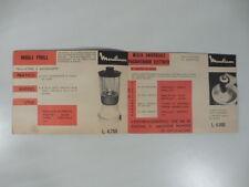Moulinex elettrodomestici in tutte le cucine in tutto il mondo!  Catalogo