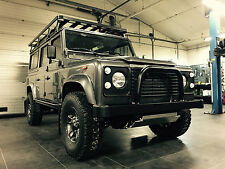 Land Rover: Defender Special, built to order