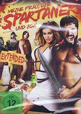 DVD NEU/OVP - Meine Frau, die Spartaner und ich - Sean Maguire & Carmen Electra