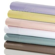On Sale! Concierge Collection Microfiber Embossed 4-pc Queen Sheet Set - 2C27H