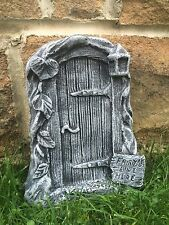 SALE SALE Fairy Door Garden Ornament Latex Mould/Mold (MYTHICAL18L) SALE SALE
