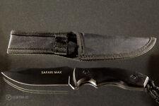 Coltello da Caccia Turistico SAFARI MAX - NT028 - SURVIVAL KNIFE
