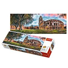 Trefl 1000 Piece Panorama Adult Rome Colosseum Theatre Large Floor Jigsaw Puzzle