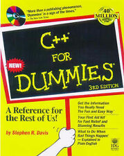 C++ For Dummies by Stephen R. Davis (Mixed media product, 1998)