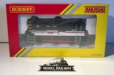 Hornby ~ R3490 - RAILROAD CLASS 08 673 INTERCITY PICCADILLY DIESEL NEW *BARGAIN*