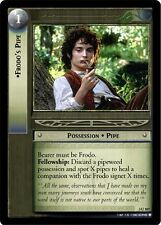 LoTR TCG RoTEL Realms of the Elf Lords Frodo's Pipe FOIL 3U107