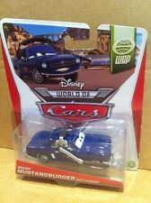 "DISNEY CARS DIECAST - ""Brent Mustangburger With Headset"" - Combined Postage"