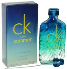 ( 100 ml = 30,00 € ) Calvin Klein CK One Summer 2015 100 ml Eau de Toilette