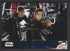 Topps Star Wars - The Force Awakens Series 2 - Green Parallel Card # 88