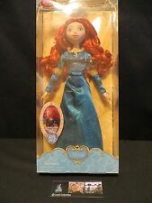 Disney Store Authentic Classic Doll collection 12 inch - Princess Merida Brave