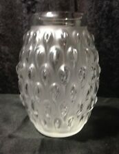 Lalique Figeera Vase Perfect
