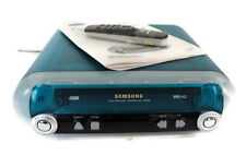 Samsung VHS VCR VR400G Translucent Remote Owners Manual Teal Green See Through