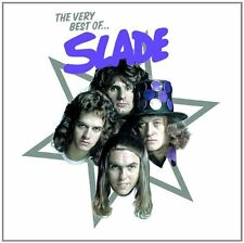 SLADE THE VERY BEST OF 2CD ALBUM SET (Re-issued October 30th 2015)