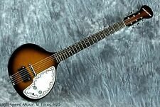 Danelectro Baby Sitar-An Electric Sitar For Guitarists-Go Ahead, You DESERVE It