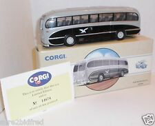 CORGI Burlington Seagull Woods Blackpool Transit Bus Die-Cast MINT Boxed 1:50