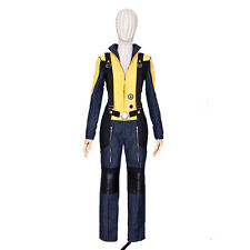 X-Men: First Class 2014 Cosplay Costume Anime Outfit Movie Uniform Hot