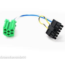Blaupunkt de CD estéreo parche Plomo Para Tallo control de la dirección Adaptador pc99-bla