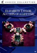 Elizabeth Taylor: Auction of a Lifetime (DVD MOVIE)  BRAND NEW
