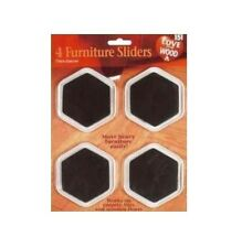 4 PACK FURNITURE SLIDERS GLIDERS MOVERS