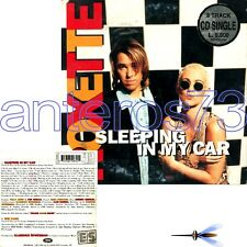 "ROXETTE ""SLEEPING IN MY CAR"" RARE CDsingle MADE IN ITALY"