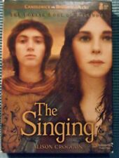 THE SINGING: BK #4  PELLINOR   -Alison Croggon-  UNABRIDGED AUDIO CD