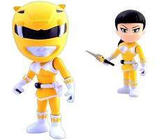 """Mighty Morphin Power Rangers - 3"""" Yellow Ranger (2/16) by The Loyal Subjects"""