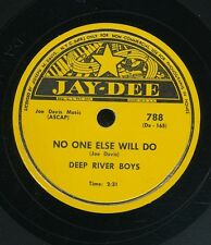 pc78-R&B Vocal Group-Jay-Dee 788-Deep River Boys
