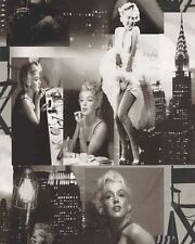 GALERIE BLACK WHITE MARILYN MONROE NEW YORK CITY FEATURE WALLPAPER 12101209