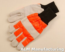 New Alm Chainsaw Protective Safety Garden Gloves CH015