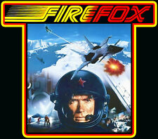 80's Eastwood Classic Firefox Poster Art #2 custom tee Any Size Any Color