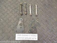 05 SUZUKI LT-A50 LT50 LT 50 QUADMASTER 02-05 MOTOR ENGINE MOUNT BOLT KIT BOLTS B