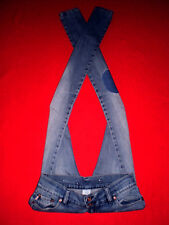 COOL TALLY WEIJL JEANS hüftjeans stretchjeans only blogger w28 l32 TOP!!!