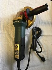 """Metabo WEP 15-150 Quick 6"""" Angle Grinder"""