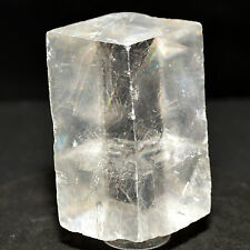 43mm 55g Optical Calcite Crystal Double Refractive Iceland Spar Stone - Brazil