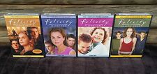 FELICITY COMPLETE SERIES SEASON 1,2,3,4 + PILOT DVD R1 12 DISCS NEW & SEALED 1-4