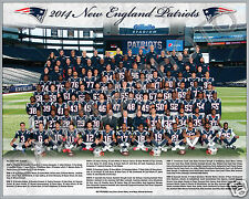 2014 NEW ENGLAND PATRIOTS SUPER BOWL 49 CHAMPIONS 8X10 TEAM PHOTO PICTURE