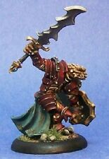Dragonman Warrior Reaper Miniatures Dark Heaven Legends Lizardman Paladin Melee
