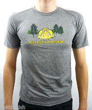 The North Face Boys Dome Tent Reaxion Tee Charcoal Grey Heather NWT $22 L 14-16