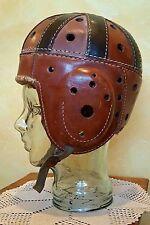 Vintage Wilson D236 Leather Football Helmet