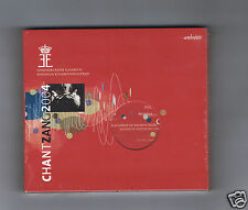 QUEEN ELISABETH COMPETITION 2 CDs (NEW) SINGING CHANT ZANG 2004