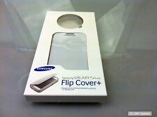 Samsung Galaxy Zoom Flip Cover Black für Galaxy S4 Zoom 3G, ET-GG10FBEG in Weiss