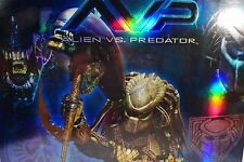 Rare! Hot Toys AVP Ancient Predator MMS30