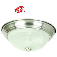 Flush Light Ceiling Mount Fixture Home Decor Living Room Bedroom LED Lamp Modern