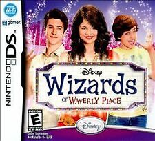 Wizards of Waverly Place (Nintendo DS, 2009)