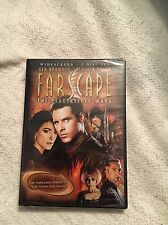 "Farscape The Peacekeeper Wars DVD 2005 ""Out Of Print"" Two Disc Version RARE NEW"